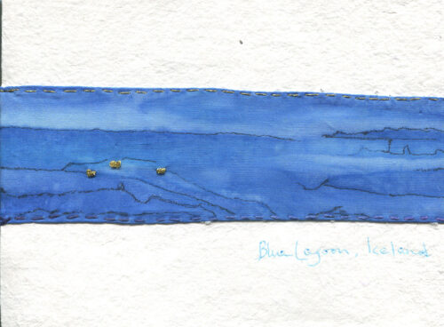123 Blue lagoon, Iceland