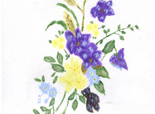 15 Floral arrangement