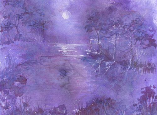 204 Midnight lake