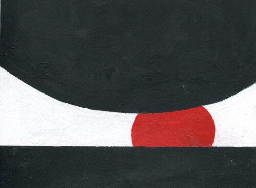 213 Black red white