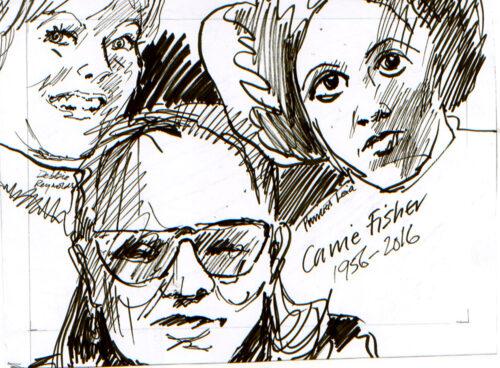 27 Debbie Reynolds & Carrie Fisher