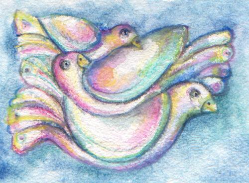 48 Bird Trio