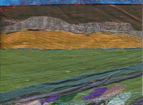 88 Textile - landscape